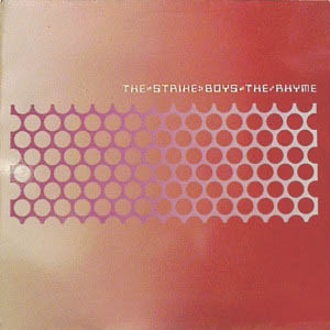 12inch - Strike Boys, The The Rhyme
