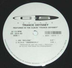 12inch - Various Artists Trance Odyssey