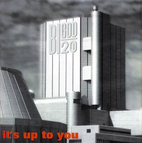 CD - Bigod 20 It's Up To You