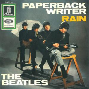 7inch - Beatles Paperback Writer / Rain