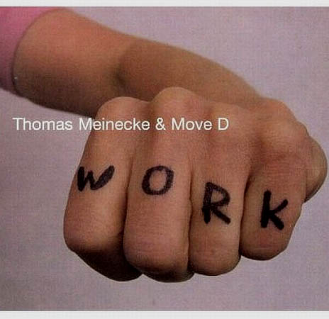 CD - Meinecke, Thomas & Move D Work