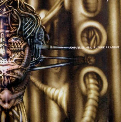 CD - Heil, Johannes Future Primitive