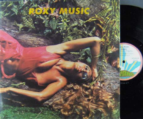 LP - Roxy Music Stranded