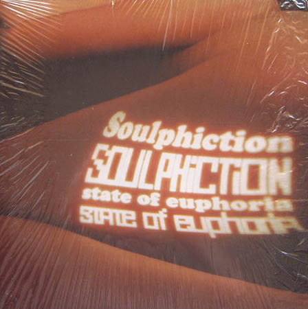 2LP - Soulphiction State Of Euphoria