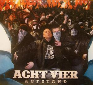CD - Acht Vier Aufstand