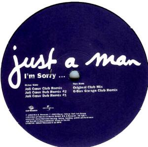 12inch - Just A Man I'm Sorry