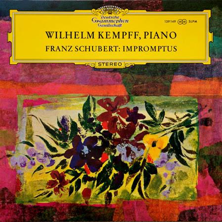 LP - Schubert, Franz Impromptus