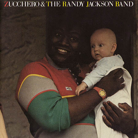 LP - Zucchero & The Randy Jackson Band Zucchero & The Randy Jackson Band