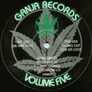 12inch - DJ Hype Volume Five