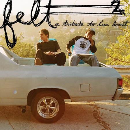 2LP - Felt 2: A Tribute To Lisa Bonet 0