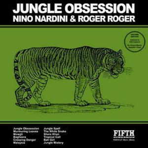 LP - Nardini, Nino & Roger Roger Jungle Obsession