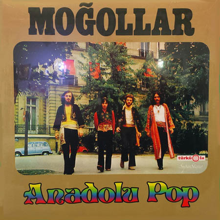 LP - Mogollar Anadolu Pop