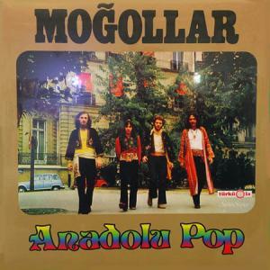 LP - Mogollar Anadolu Pop