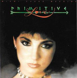 LP - Miami Sound Machine Primitive Love