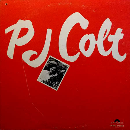 LP - P.J. Colt PJ Colt