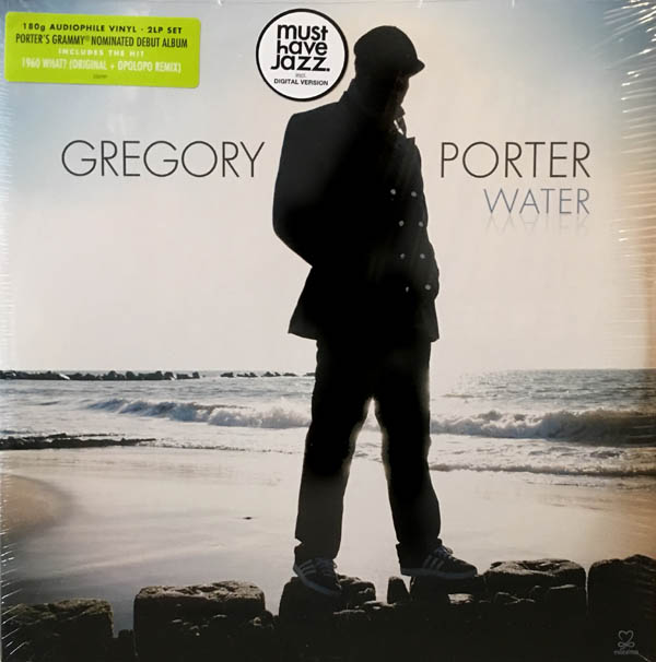 2LP - Porter, Gregory Water
