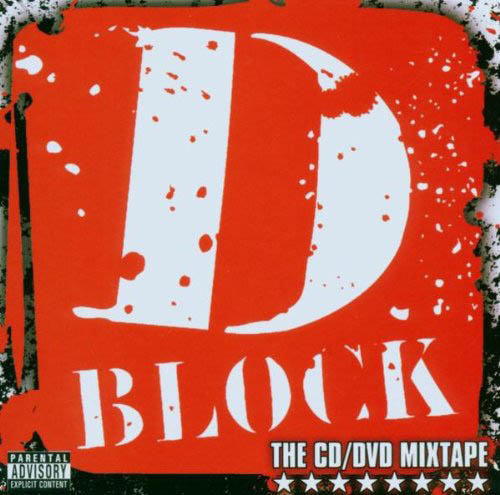 CD - D-Block The CD/DVD Mixtape