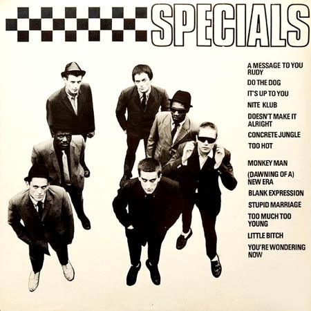 LP - Specials Specials