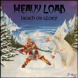 LP - Heavy Load Death Or Glory