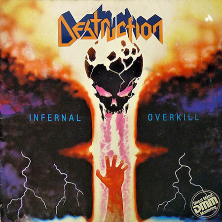 LP - Destruction Infernal Overkill