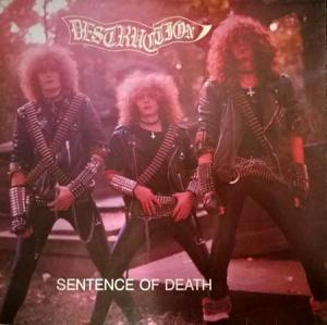 LP - Destruction Sentence Of Death