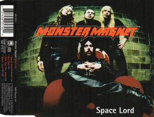 CD:Single - Monster Magnet Space Lord