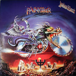LP - Judas Priest Painkiller