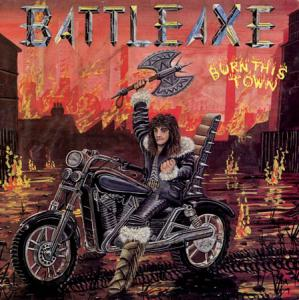 LP - Battleaxe Burn This Town
