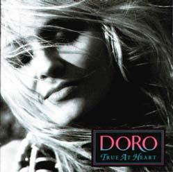 LP - Doro True At Heart