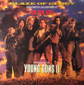 LP - Jon Bon Jovi Blaze Of Glory