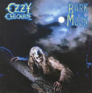 LP - Osbourne, Ozzy Bark At The Moon