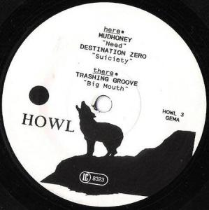 7inch - Various Artists Howl 3