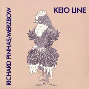 3LP - Pinhas, Richard / Merzbow Keio Line
