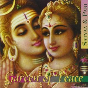 CD - Satyaa & Pari Garden of Peace