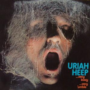 LP - Uriah Heep ...Very 'Eavy ...Very 'Umble