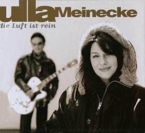 CD - Meinecke, Ulla Die Luft Ist Rein