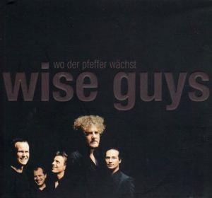 CD - Wise Guys Wo Der Pfeffer W