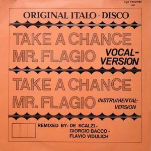 12inch - Mr. Flagio Take A Chance