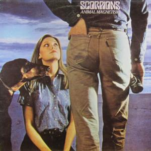 LP - Scorpions Animal Magnetism