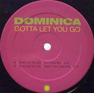 12inch - Dominica Gotta Let You Go
