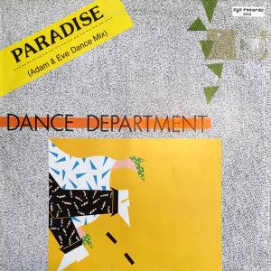 12inch - Dance Department Paradise