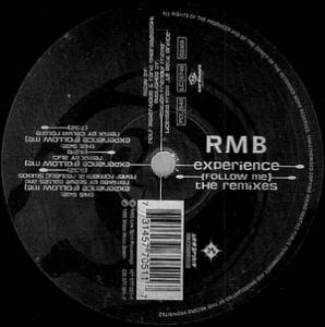 12inch - RMB Experience - Follow Me
