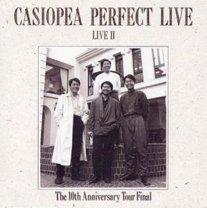 2CD - Casiopea Perfect Live - Live II