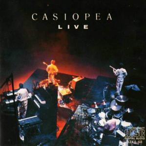 CD - Casiopea Casiopea Live