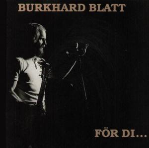 LP - Blatt, Burkhard F