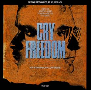 CD - Fenton, George & Jonas Gwangwa Cry Freedom - Original Motion Picture Soundtrack