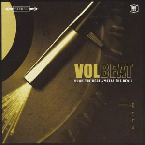 CD - Volbeat Rock The Rebel / Metal The Devi