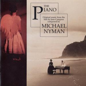 CD - Soundtrack by Michael Nyman The Piano