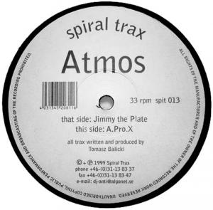 12inch - Atmos Ordinary Weekend / Transmission In Vain - Remixes