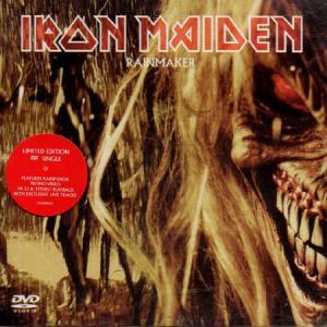 DVD - Iron Maiden Rainmaker